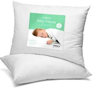 Celeep Baby Toddler Pillow Set
