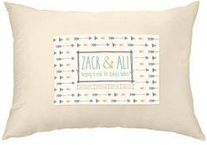 Zack & Ali Toddler Pillow