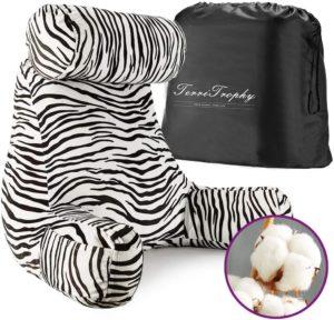 TerriTrophy Bed Rest Pillow
