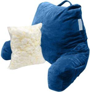 ComfortCloud Reading Pillow